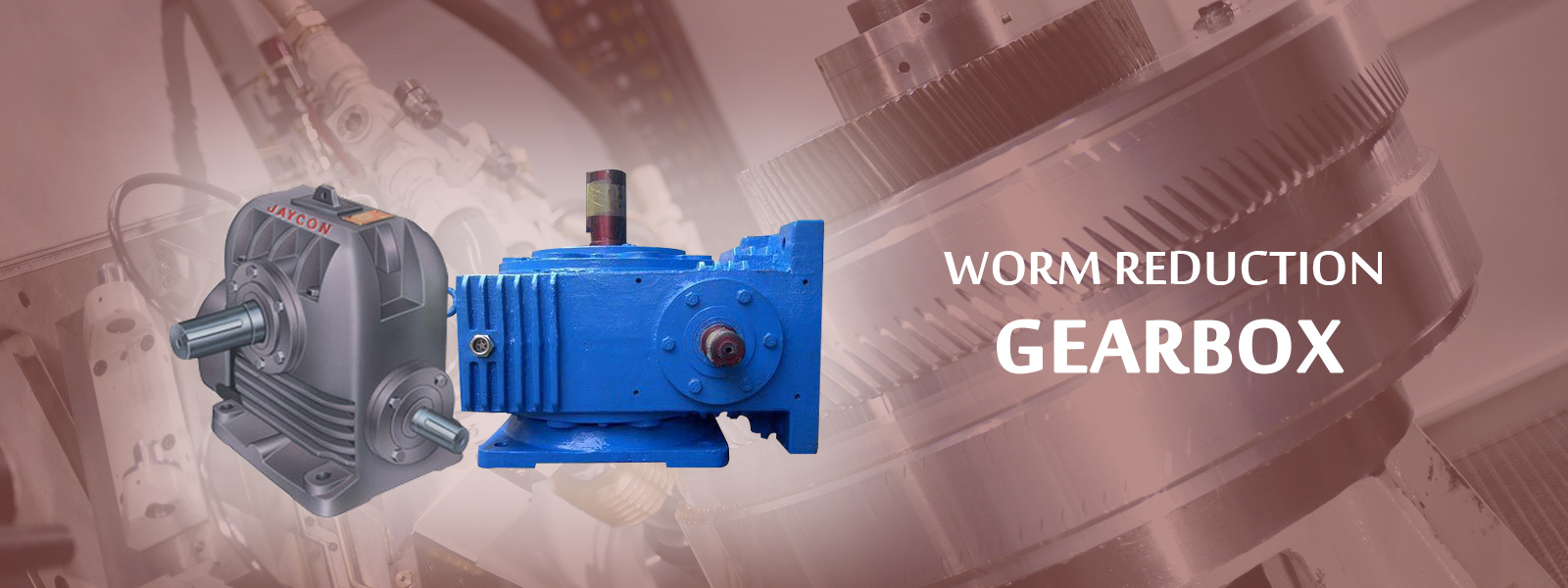 worm reduction gearbox