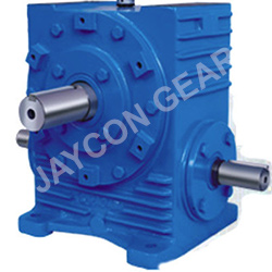 Worm Reduction Gearbox   SMSR Gearbox   India